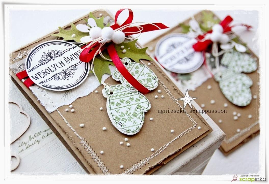 Новый год идеи для открыток своими руками