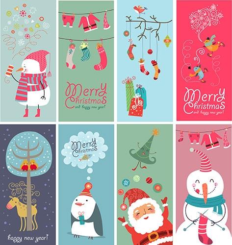 картинки для распечатки для скрапбукинга новогодние