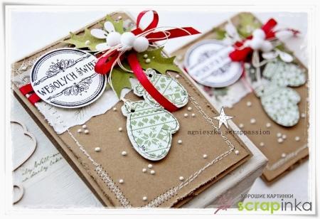 Как красиво оформить открытку на новый год