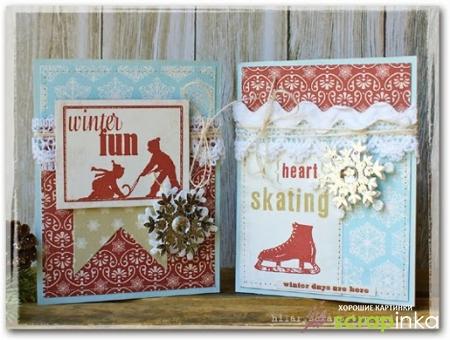 Идеи для новогодних открыток
