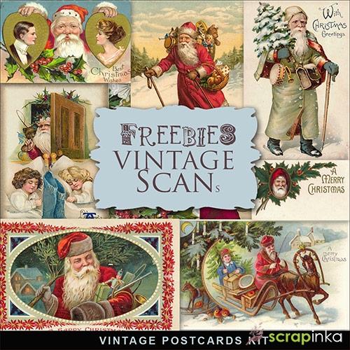 Новогодние открытки с дедом морозом своими руками