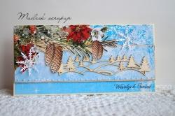 Каталог идей: красочные новогодние открытки