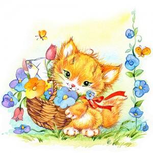 Картинки с животными милыми скачать бесплатно 7